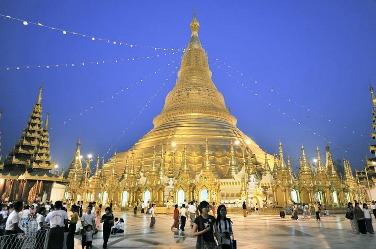 Yangon Myanmar  city pictures gallery : THÀNH PHỐ YANGON – MYANMAR