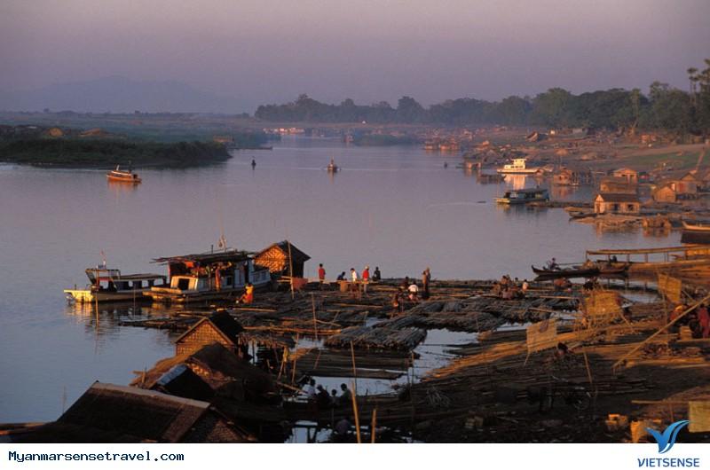 Những Trải Nghiệm Tuyệt Vời Khi Bạn Đến Với Myanmar - Ảnh 1