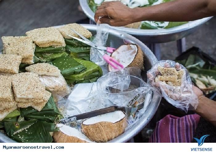 Đắm Say Với Ẩm Thực Đường Phố Khi Tới Yangon - Ảnh 5