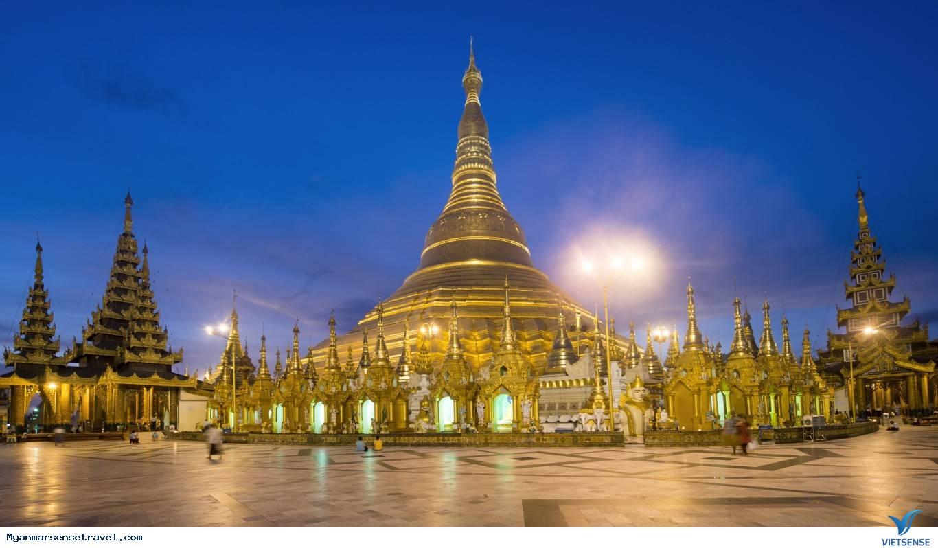 Khám Phá Myanmar- Nơi Thời Gian Lùi Lại Phía Sau - Ảnh 1