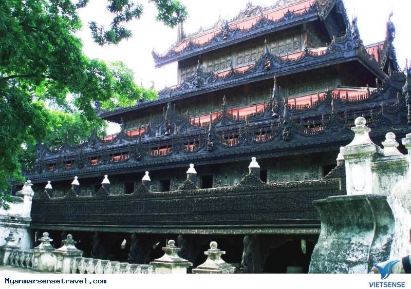 Tới Myanmar Trải Nghiệm Những Điều Tuyệt Vời Tại Mandalay (Phần 1) - Ảnh 5