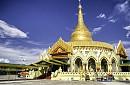 Tour Du Lịch Myanmar Khởi Hành Ngày 28/10/2015: YAGON - BAGO - KYAIKHTYO - GOLDEN ROCK
