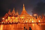 Tour Myanmar 4 Ngày 3 Đêm KH thứ 6 hàng tuần : Yangon - Bago - Golden Rock