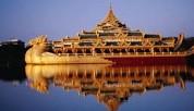 YANGON - BAGO - KYAIKHTIO Thứ 6 hàng tuần từ Hà Nội
