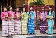 5 Trải Nghiệm Thú Vị Thường Ngày Của Người Dân Myanmar