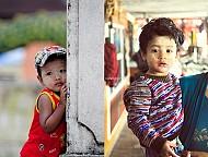 Ấn Tượng Những Nụ Cười Thanaka
