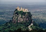 Bật mí bí mật về các ngôi chùa đền cổ kính tại Myanmar