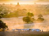 Cảm nhận nhịp sống nhanh và chậm ở Myanmar