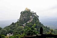 Chùa thiêng trên đất Myanmar ẩn chứa nhiều bí mật