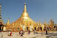 Khám Phá Mảnh Đất Phật Giáo Yagon - Myanmar