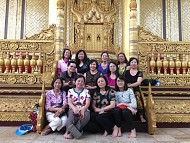 Đoàn Tour Du Xuân Myanmar 26/02/2016 - 29/02/2016