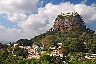 Huyền Thoại Núi Thiêng Popa