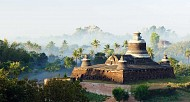 """Đưa bạn ghé thăm thành phố """"bị bỏ rơi"""" Mrauk U của Myanmar"""