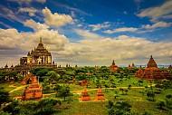 Khám phá Bagan ở Myanmar