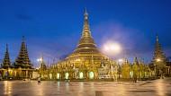 Khám Phá Myanmar- Nơi Thời Gian Lùi Lại Phía Sau