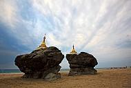 Khám phá Ngwe Saung - Bãi biển Bạc của Myanmar