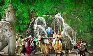 Lễ Hội ThingYan - Văn Hóa Đón Năm Mới Độc Đáo Của Myanmar