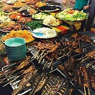 Mahabandoola- con đường ẩm thực nổi tiếng tại Yangon Myanmar