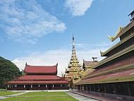 Một thoáng tìm hiểu thủ đô Mandalay, Myanmar
