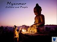Myanmar - Ấn Tượng Văn Hóa, Đất Nước và Con Người