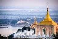 Myanmar thành phố của những ngôi đền tuyệt đẹp