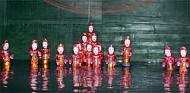 Nghệ Thuật Múa Rối Myanmar
