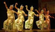 Nghệ Thuật Múa Truyền Thống Ở Myanmar