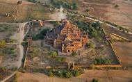 """Những """"huyền thoại"""" đằng sau 3 ngôi chùa linh thiêng ở Myanmar"""