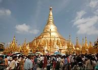 YANGON - BAGO - THANLYIN 5 Ngày 4 Đêm từ TP.Hồ Chí Minh