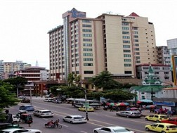 Asia Plaza Hotel 3***