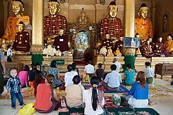 Đến Myanmar không chỉ để du lịch còn là chuyến hành hương về cõi phật