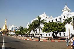 Đi Tìm Vườn Phương Đông Yangon
