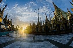 Hành Trình Khám Phá Ba Thành Phố Cổ Kính Của Đất Nước Myanmar