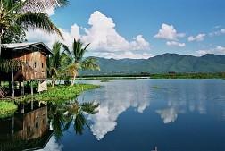 Hồ Inle – Thắng cảnh tuyệt mĩ ở Myanmar