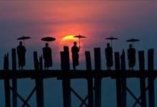 Hồ Ngắm Hoàng Hôn Đẹp Nhất Thế Giới Ở Myanmar
