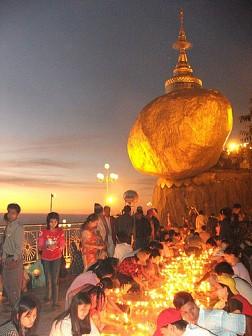 Huyền Thoại Tảng Đá Thiêng Ở Myanmar