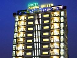 Khách sạn Hotel Grand United (Ahlone Branch)