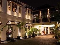 Khách sạn Myanmar: Savoy Hotel Yangon