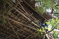 Kyat Chuang - ngôi làng trên cây ở Myanmar