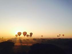 Nơi ngắm bình minh và hoàng hôn đẹp nhất của Myanmar