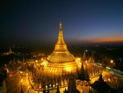 Thành Phố Yangon Myanmar