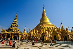 Hành hương: YANGON - BAGO - KYAIKHTYO - GOLDEN ROCK 5 Ngày 4 Đêm từ TP.Hồ Chí Minh