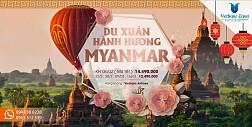 Tour Myanmar về miền đất Phật du xuân Kỷ Hợi 2019