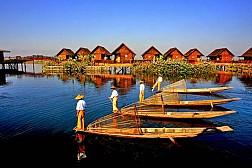 Trải Nghiệm Một Tuần Khám Phá Đất Nước Myanmar