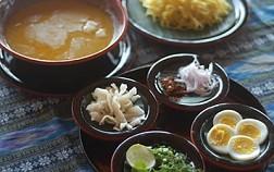 Trải Nghiệm Những Món Ăn Của Người Shan