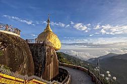 Truyền thuyết và lịch sử các đền chùa ở Myanmar