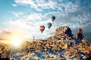 Bagan - một trong 7 địa điểm du lịch bằng khi khí cầu tuyệt vời nhất trên thế giới