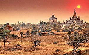 Cẩm nang du lịch Bagan, Myanmar