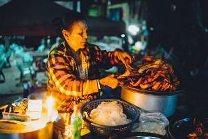 Cảnh sắc ngày và đêm đầy mê hoặc tại Myanmar
