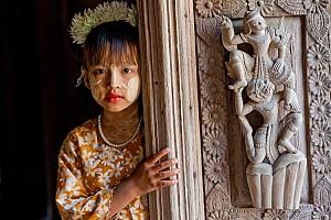Chiêm ngưỡng tập quán Thanakha của người dân Myanmar